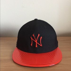 New Era See Through NY Yankees Cap